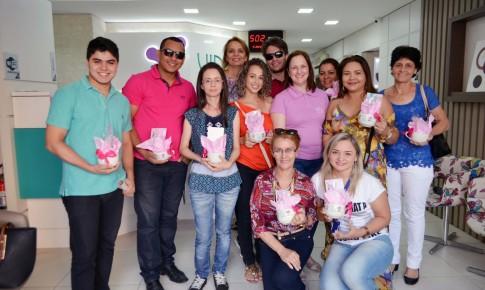 Laboratório Vida recebe a visita de empresários de Roraima