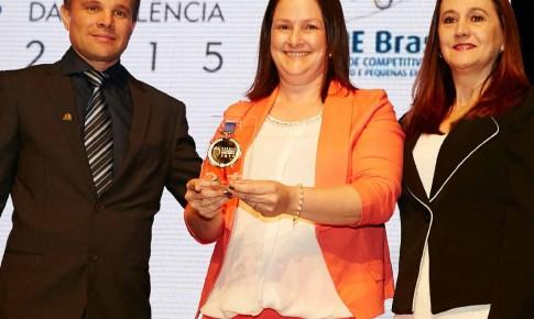 Laboratório Vida recebe premiação em Florianópolis