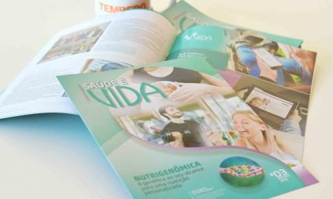 Confira a 3ª edição do informativo Saúde é Vida