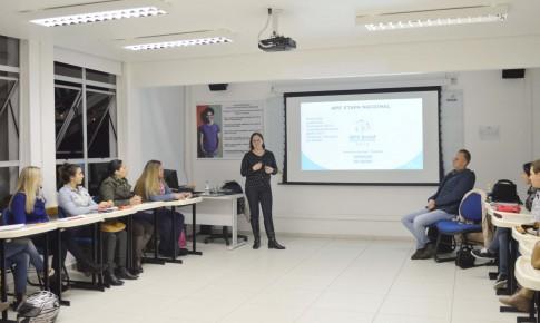 Laboratório Vida conta seu case em aula do Senac Videira