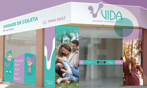 Laboratório Vida inaugura nova unidade de coleta no Rio das Pedras