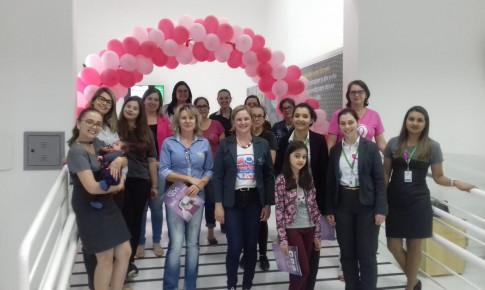 Laboratório Vida participa de dia especial em prol da saúde no Sicredi