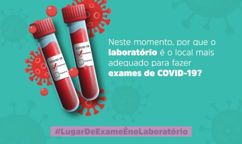 Procure o Laboratório Amigovida para realizar seu teste rápido de COVID – 19